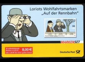 83 MH Wofa Loriot 2011, postfrisch