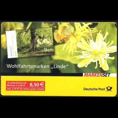 93 MH Wohlfahrt Bäume Linde 2013, postfrisch