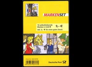 96 MH Grimms Märchen: Hänsel und Gretel, postfrisch