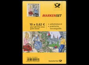 98 MH Grimms Märchen: Dornröschen 62 Cent, postfrisch