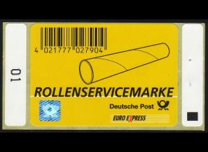 Nummer 1I: Rollenservicemarke 2003, postfrisch