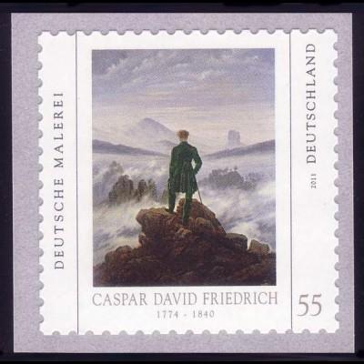 2869 C.D. Friedrich SELBSTKLEBEND UNGERADE Nr. **