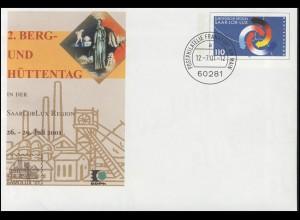 USo 29 SAMOLUX 2001 Bergmannsfahne, VS-O Frankfurt