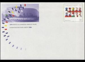 USo 75 Europawahl 2004 und Europäische Union, **