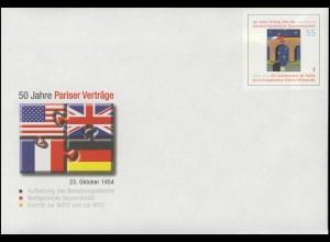 USo 82 Pariser Verträge 2004, **