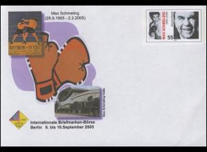 USo 102 Messe Berlin - Max Schmeling 2005, **