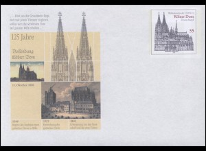 USo 104 Kölner Dom 2005, **