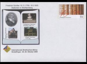 USo 106 Messe Sindelfingen - Friedrich Schiller 2005, **