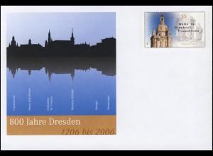 USo 112 Jubiläum 800 Jahre Dresden 2006, **