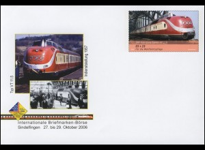 USo 123 Messe Sindelfingen - Eisenbahn Trans Europ Express 2006, **