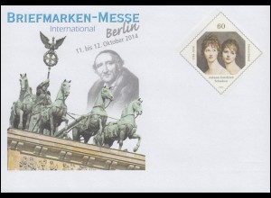 USo 345 Briefmarken-Börse Sindelfingen - Der kleine Prinz 2014, **