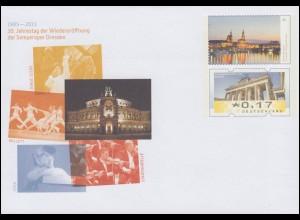 USo 349 Wiedereröffnung der Dresdner Semperoper 2015, **