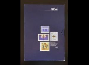 Jahrbuch Bund 1984, postfrisch ** wie verausgabt