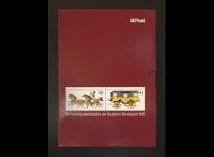 Jahrbuch Bund 1985, postfrisch ** wie verausgabt