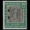 113 100 Jahre Briefmarken 10 Pf **