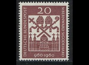 336 heiliger Bernward und heiliger Godehard **