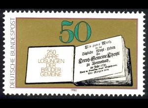 1054 Losungsbuch der Brüdergemeinde **