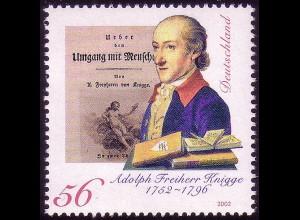 2241 Adolph Freiherr von Knigge **