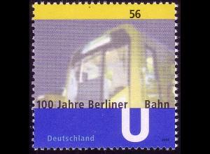2242 Berliner U-Bahn **