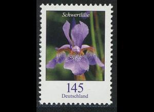 2507 Blumen 145 C Schwertlilie **