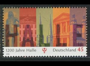 2510 Halle an der Saale / Sachsen-Anhalt **