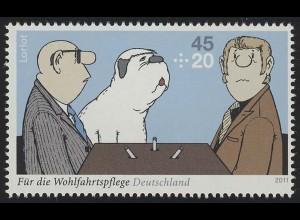 2836 Wofa Loriot Der sprechende Hund **