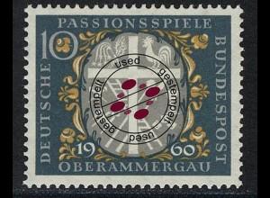 329 Passionsspiele Oberammergau O
