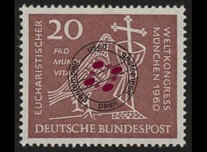 331 Eucharistischer Weltkongeß 20 Pf O