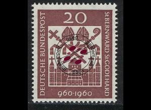 336 heiliger Bernward und heiliger Godehard O