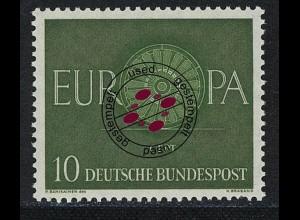 337 Europa 10 Pf Wagenrad O