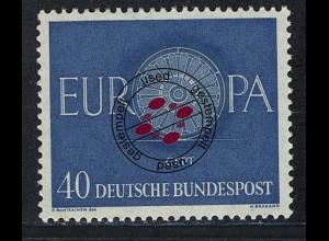 339 Europa 40 Pf Wagenrad O