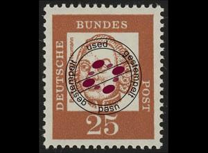 353 Bedeutende Deutsche 25 Pf O Neumann