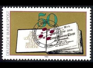 1054 Losungsbuch der Brüdergemeinde O