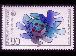 1286 Jahr des Friedens O gestempelt