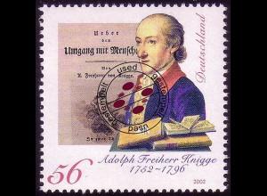 2241 Adolph Freiherr von Knigge O