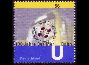 2242 Berliner U-Bahn O