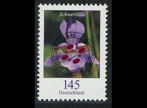 2507 Blumen 145 C Schwertlilie O