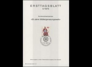 ETB 03/1975 Müttergenesungswerk