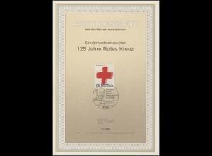 ETB 27/1988 Internationales Rotes Kreuz