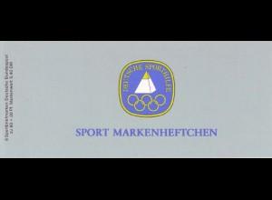 Sport 1982 Dauerlauf 60 Pf, 6x1127, postfrisch