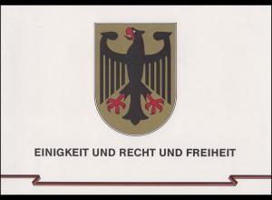 1481-1482 EB 2/1990 Grenzöffnung, ESST Bonn/Berlin 3.10./6.11.90