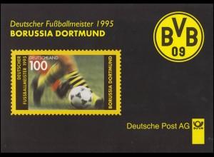 1833 Fußballmeister Borussia Dortmund - EB 2/1995