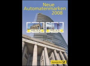 6-7 ATM Automatenmaken Brandenburger Tor & Post Tower - EB 5/2008