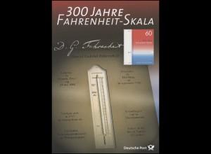 3109 Fahrenheit-Skala: Temperaturskala & Thermometer - EB 8/2014
