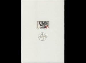 Jahresgabe der Post Briefmarken, ESSt Bonn 11.10.1990