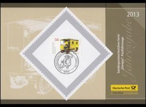 Jahresgabe der Post Europa - Postfahrzeuge: Lloyd Elektrowagen 2013