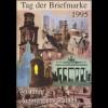 BDPh-Belegemappe Tag der Briefmarke 1995: 50 Jahre Aufstieg aus Ruinen
