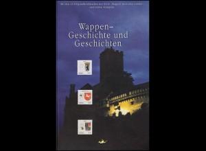 Edition: Wappen deutscher Länder 1994