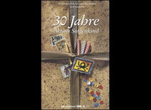 Edition: Aktion Sorgenkind 1994 Briefmarkenbuch
