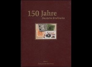 Edition: 150 Jahre Deutsche Briefmarken Band I 1997
